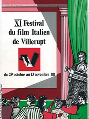 festival du film italien de villerupt affiches 11eme edition