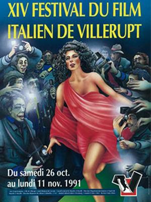 festival du film italien de villerupt affiches 14eme edition