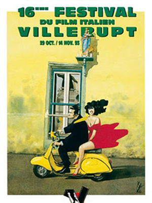 festival du film italien de villerupt affiches 16eme edition