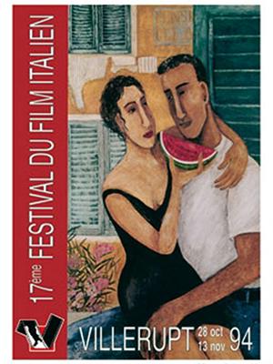 festival du film italien de villerupt affiches 17eme dition