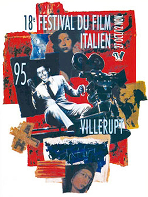 festival du film italien de villerupt affiches 18eme edition