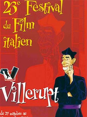 festival du film italien de villerupt affiches 23eme Edition
