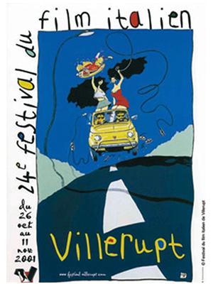 festival du film italien de villerupt affiches 24eme dition 1