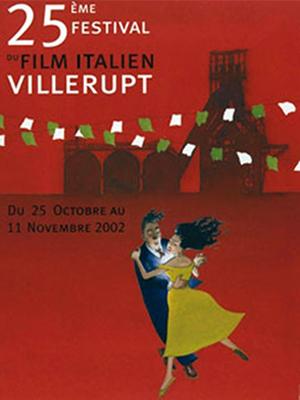 festival du film italien de villerupt affiches 25eme edition