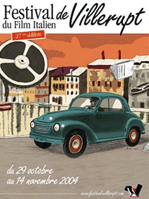 festival du film italien de villerupt affiches 27Eme dition