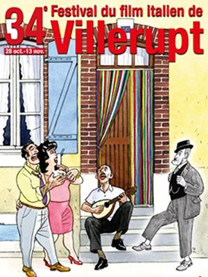 festival du film italien de villerupt affiches 34eme dition