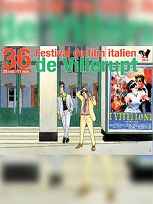 festival du film italien de villerupt affiches 36eme ditio