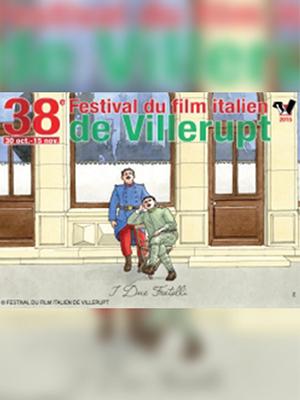 festival du film italien de villerupt affiches 38eme dition