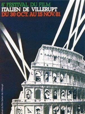 festival du film italien de villerupt affiches 6eme dition