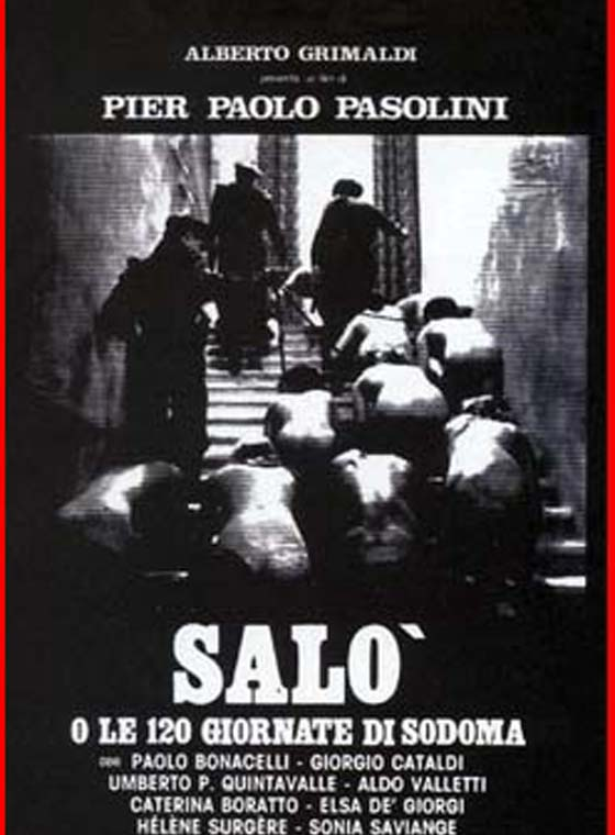 SALÒ O LE 120 GIORNATE DI SODOMA