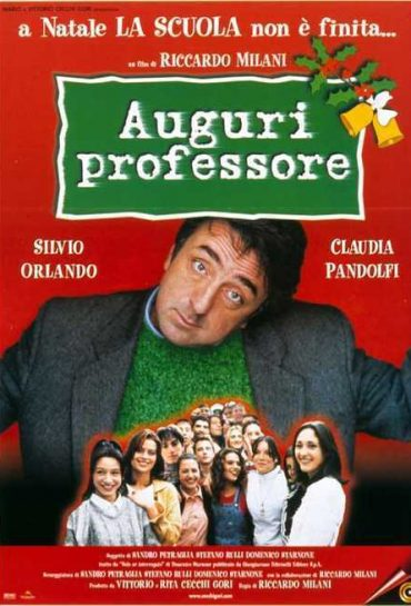 AUGURI PROFESSORE
