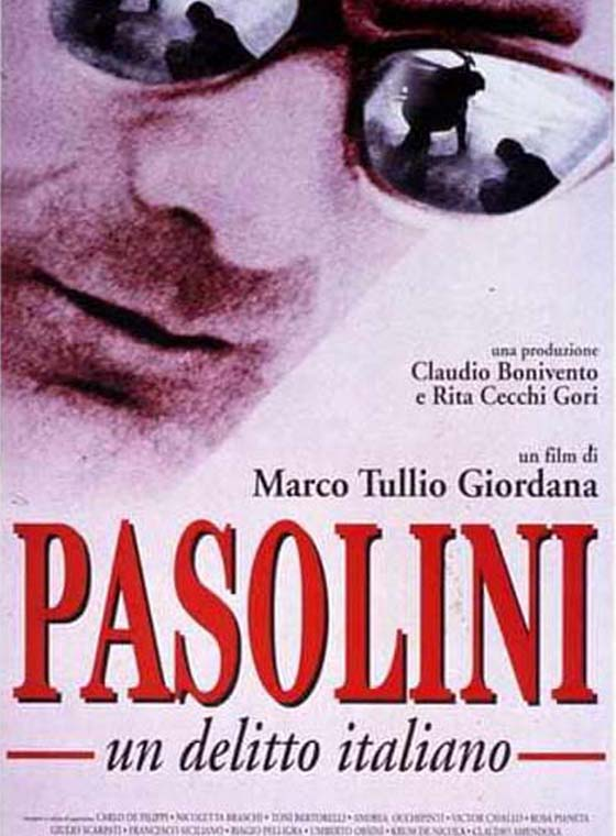 Pasolini un delitto italiano