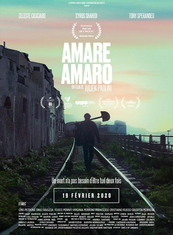 AMARE AMARO