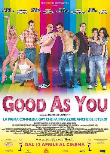 GOOD AS YOU