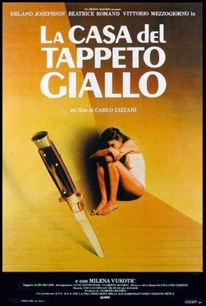 LA CASA DEL TAPPETO GIALLO