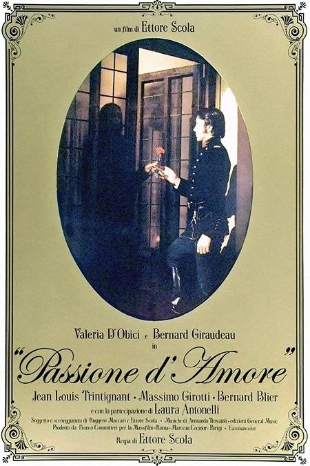 PASSIONE D'AMORE