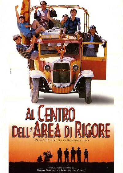 AL CENTRO DELL'AREA DI RIGORE