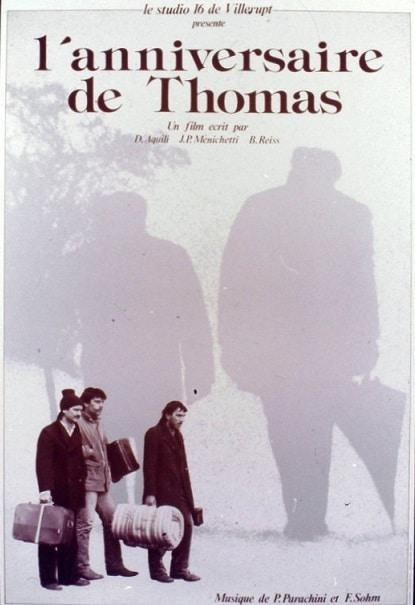 L'ANNIVERSAIRE DE THOMAS