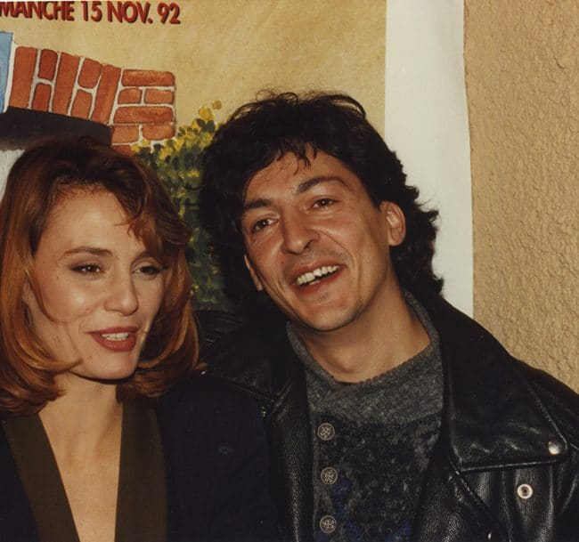 Antonella Ponziani Tonino Zangardi 1992