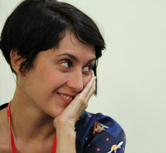 Giorgia Farina 10 Pôle 1