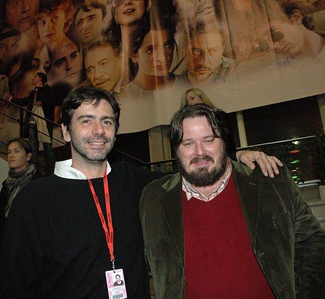 Giuseppe Battisotn et Luca Lucini