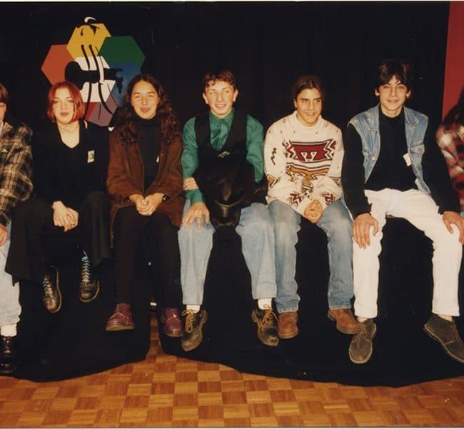 Jury Jeune 1995