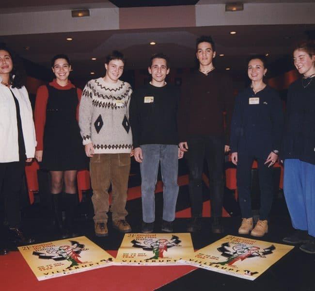 Jury Jeune 1998