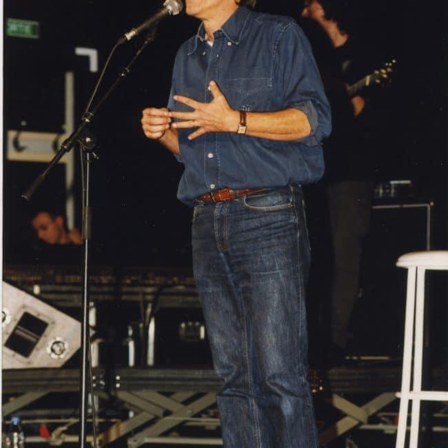 Roberto Vecchioni 1999