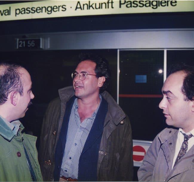 Stefano Incerti Angelo Curti 1995