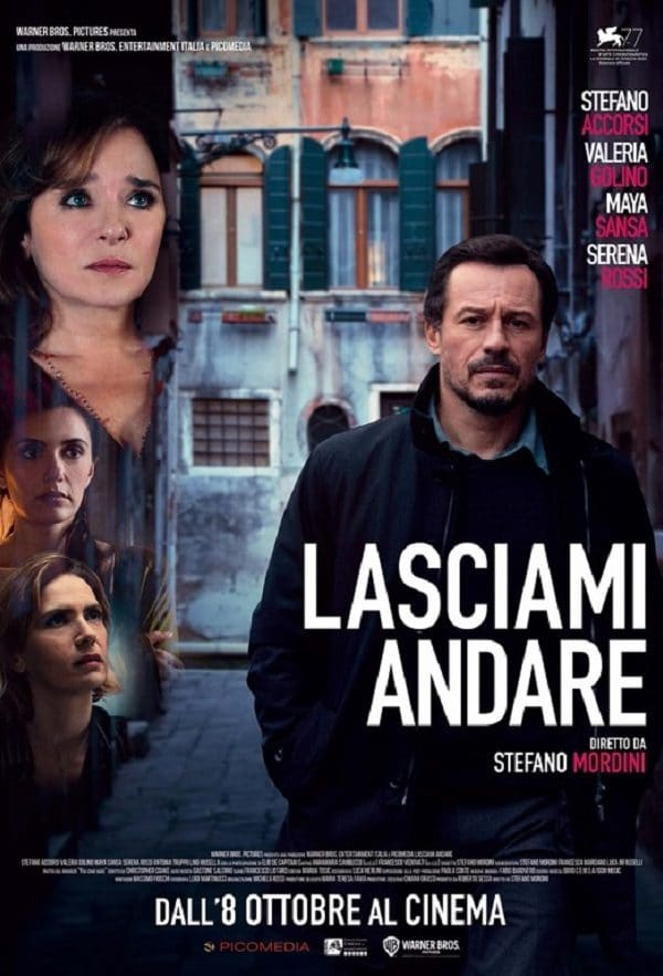 62064 LASCIAMI ANDARE YOU CAME BACK Official poster